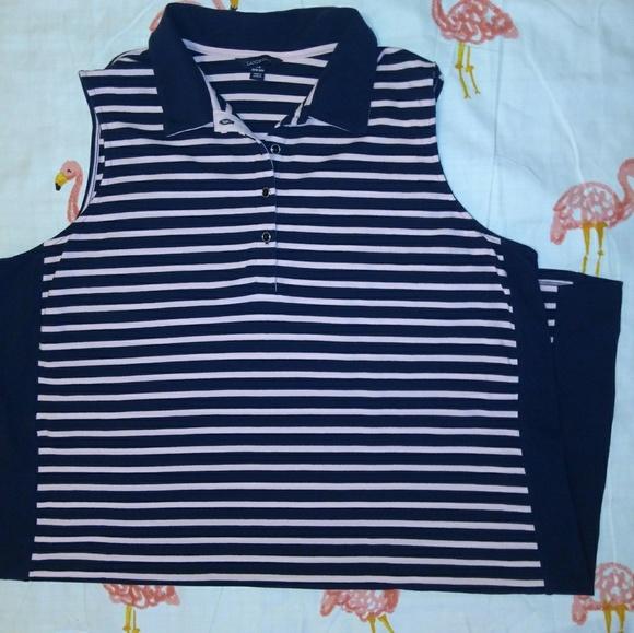 Lands End Dresses Lands End Plus Size Polo Shirt Dress Poshmark